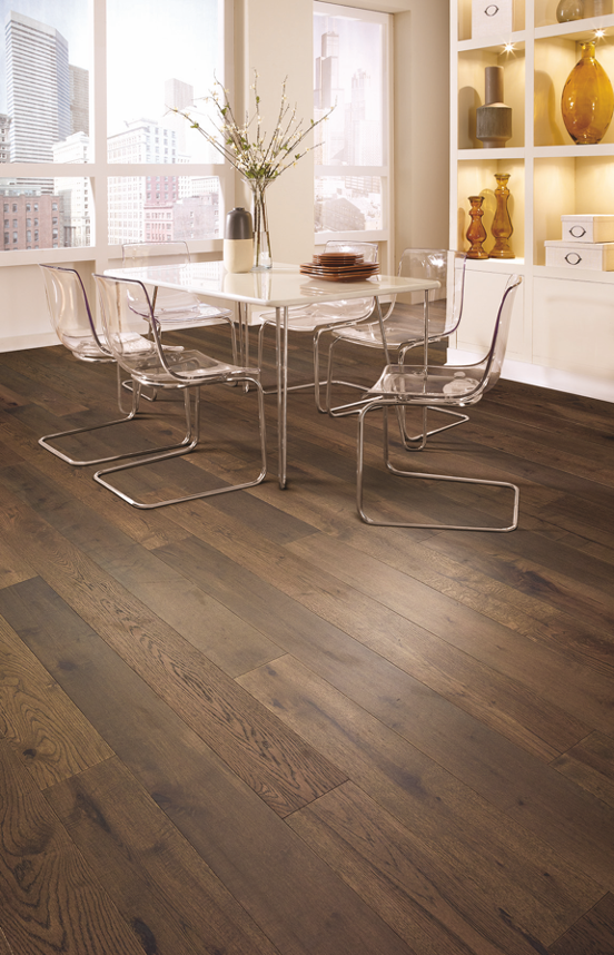 Laminate Hardwood Floor Example